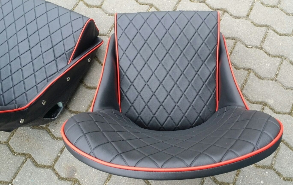 Lotussitz, Draufansicht